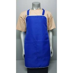 011 ผ้ากันเปื้อน เสื้อกันเปื้อน (เอี้ยมผู้ใหญ่) ราคาผืนละ 100 บาท