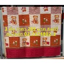 ผ้าห่มนวมบาง ผ้าห่มบริจาคราคาถูก 5ฟุต คละลายจร้า