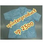 เสื้อลูกไม้สีฟ้า   - จำนวนสั่งซื้อ 121-300 ตัว ราคา 190 บาท