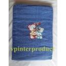 SP91 - ผ้าขนหนูพิมพ์ลาย ผ้าชำร่วย ของขวัญ ผ้าเช็ดตัว ผ้าอาบน้ำ