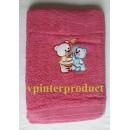 SP8 - ผ้าขนหนูพิมพ์ลาย ผ้าชำร่วย ของขวัญ ผ้าเช็ดตัว ผ้าอาบน้ำ