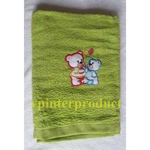 SP9 - ผ้าขนหนูพิมพ์ลาย ผ้าชำร่วย ของขวัญ ผ้าเช็ดตัว ผ้าอาบน้ำ