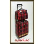 กระเป๋าเดินทาง 20 นิ้วลายบูลเบอร์รี่ ราคาพิเศษ 1,350 บาท ปกติราคา 1,920.-
