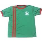 เสื้อพละ VP7005 ราคา 150 บาท  พร้อมปักโลโก้ 1 จุด จำนวนสั่งซื้อ 701 - 1,000 ตัว