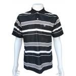 VP00 - เสื้อโปโล ผ้าจูติสี มีลายทั้งตัว เนื้อนุ่ม S / M / L / XL - จำนวนการสั่งซื้อ 100 ตัวขึ้นไป ตัวละ 160 บาท