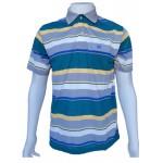 VP03 - เสื้อโปโล ผ้าจูติสี มีลายทั้งตัว เนื้อนุ่ม S / M / L / XL - จำนวนการสั่งซื้อ 100 ตัวขึ้นไป ตัวละ 160 บาท