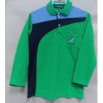 เสื้อโปโล  VP13016  จำนวนสั่งซื้อ  301 ตัว ขึ้นไป  @ ราคาตัวละ  140 บาท