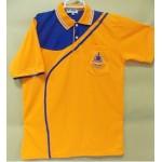 เสื้อโปโล  VP13018 จำนวนสั่งซื้อ  301 ตัว ขึ้นไป  @ ราคาตัวละ  140 บาท