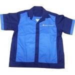 เสื้อช็อป ยูนิฟอร์ม VP8033