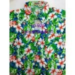 เสื้อลายดอก เสื้อสงกรานต์ VP926     -  จำนวนสั่งซื้อ   301 - 1,000  ตัว @ ราคาตัวละ  140 บาท